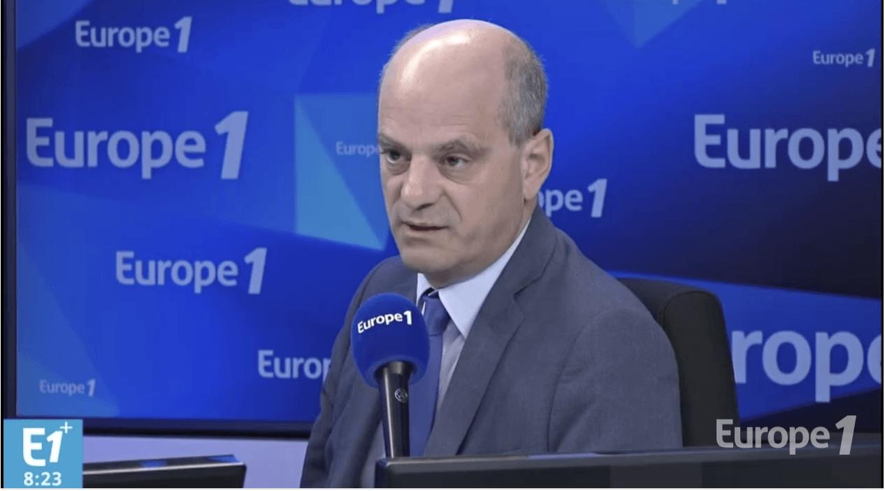 Bac 2019 : Jean-Michel Blanquer assure que tous les élèves auront leurs notes définitives aujourd'hui