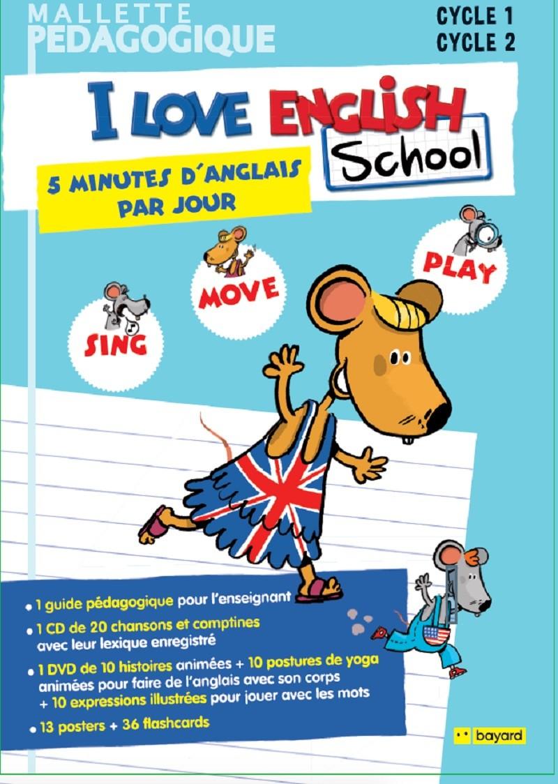 5 minutes d'anglais par jour : une méthode purement anglophone pour les écoliers de cycles 1 et 2