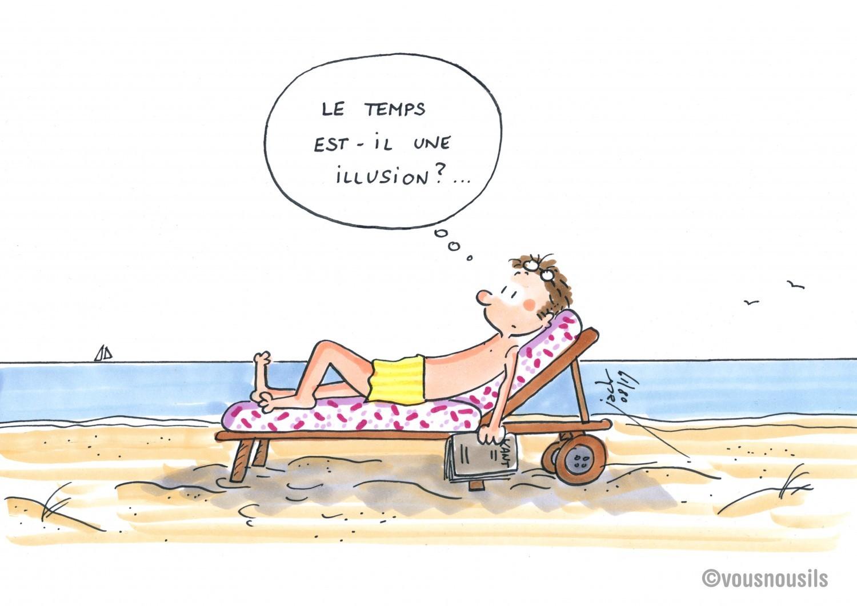 Profs de philo : il est temps de profiter des vacances !