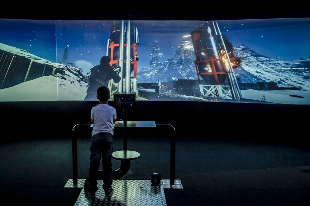 E-LAB de la Cité des sciences : une expo pédagogique sur les jeux vidéo