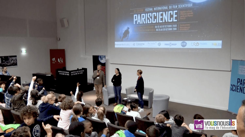 Pariscience 2019 : reportage sur une journée scolaire