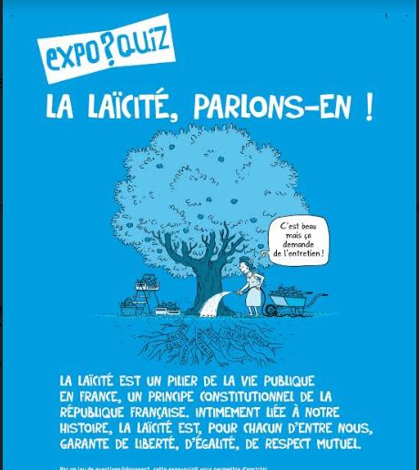 Prix de l'initiative laïque : l'association AIME / Le Moutard, lauréate 2019