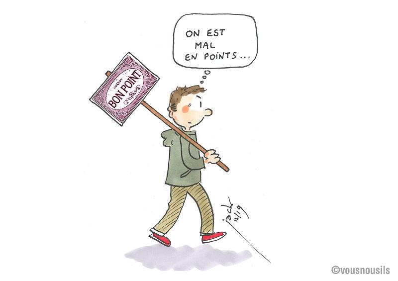 Grève des enseignants : pas de bon point pour la réforme !