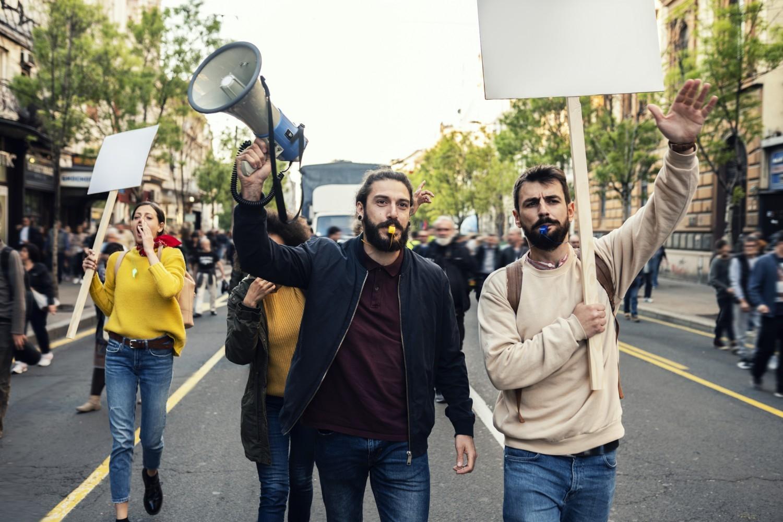 8ème journée de mobilisation contre la réforme des retraites
