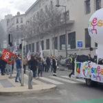 Retraites : Nouvelle journée de mobilisation interprofessionnelle