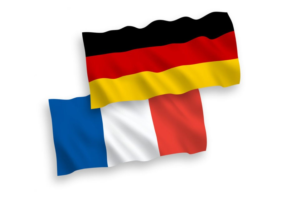 22 janvier : journée franco-allemande