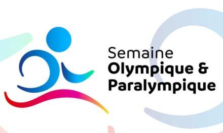 C'est la semaine olympique et paralympique !