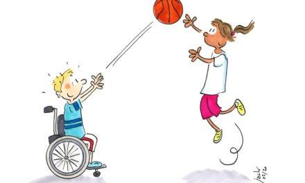 Semaine Olympique et Paralympique : le sport, ensemble. Ensemble.