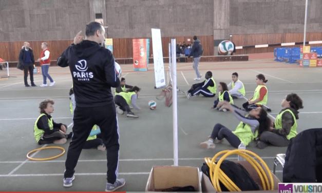 SOP 2020 : Rencontres sportives USEP entre 12 classes de Paris et de Seine-Saint-Denis