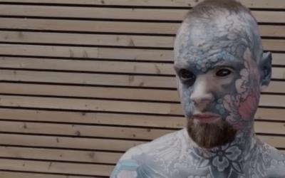 Le prof des écoles le plus tatoué de France empêché d'exercer en maternelle