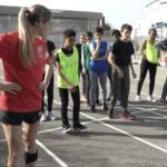 SOP 2020 : quand des collégiens marseillais rencontrent une athlète paralympique
