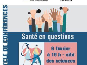 Conférence : «Le cœur des femmes et des hommes, quelles différences ?» le 6 février à la Cité des sciences