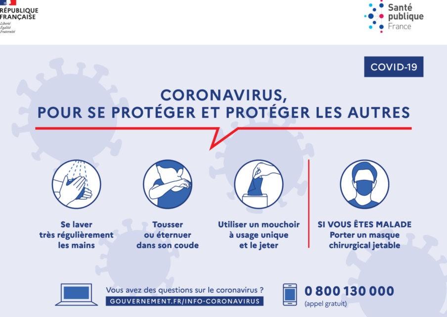 Coronavirus : Tous les voyages scolaires à l'étranger sont annulés