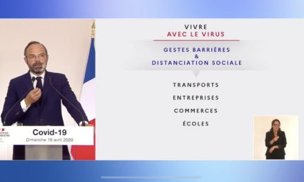 Édouard Philippe : « Les écoles n'ouvriront pas et ne fonctionneront pas partout le 11 mai »