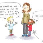 11 mai à l'école : les enfants, lavez-vous les mains, et restez… éloignés