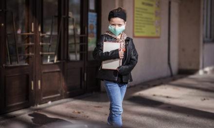 Réouverture des écoles ce lundi avec un protocole sanitaire strict