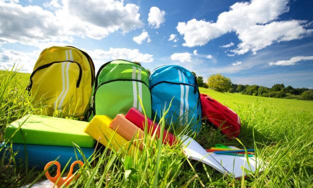Ecole en plein air : une solution pour accueillir plus d'élèves ?
