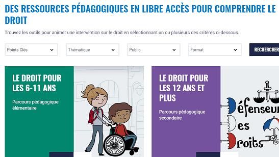 Crise sanitaire : Educadroit met en ligne des outils pédagogiques pour les enseignants