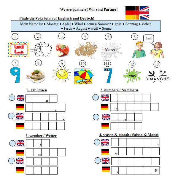 Un jeu concours pour convaincre les élèves de choisir l'allemand en LV2