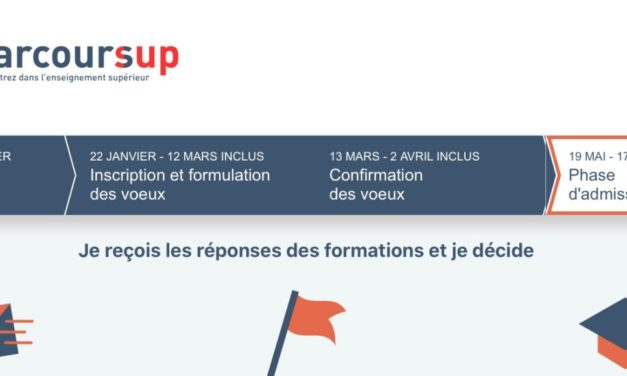 Coronavirus : modification du calendrier Parcoursup