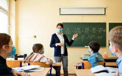 Possible reprise de l'épidémie : comment se prépare l'Education nationale ?