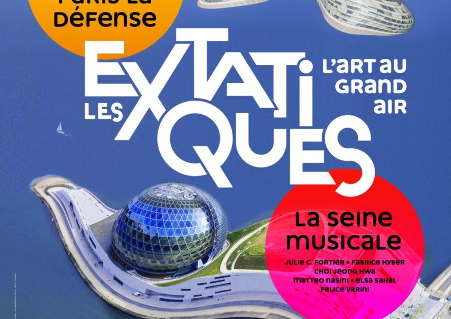 Extatiques 2020, l'exposition gratuite d'art contemporain, est de retour !