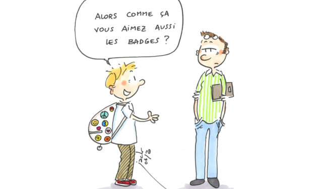Agilité pédagogique : une prime plutôt qu'un badge !