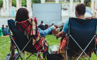 Les projections gratuites de cinéma de l'été 2020