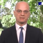 Jean-Michel Blanquer s'adresse aux enseignants et les remercie