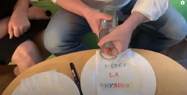 « Merci la Physique ! » : une chaîne YouTube pour encourager les expériences scientifiques