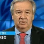 Coronavirus : le secrétaire général de l'ONU parle de « catastrophe » éducative