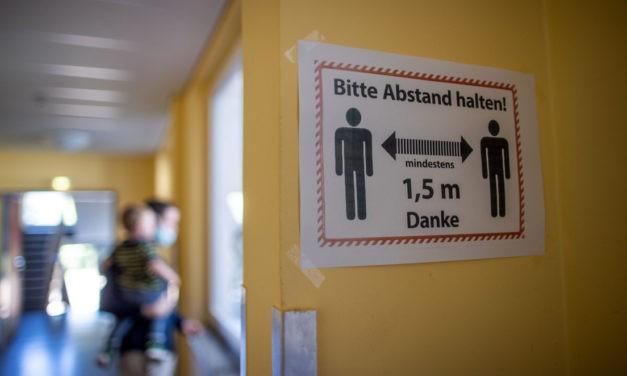 Allemagne : une rentrée scolaire «test» en plein mois d'août