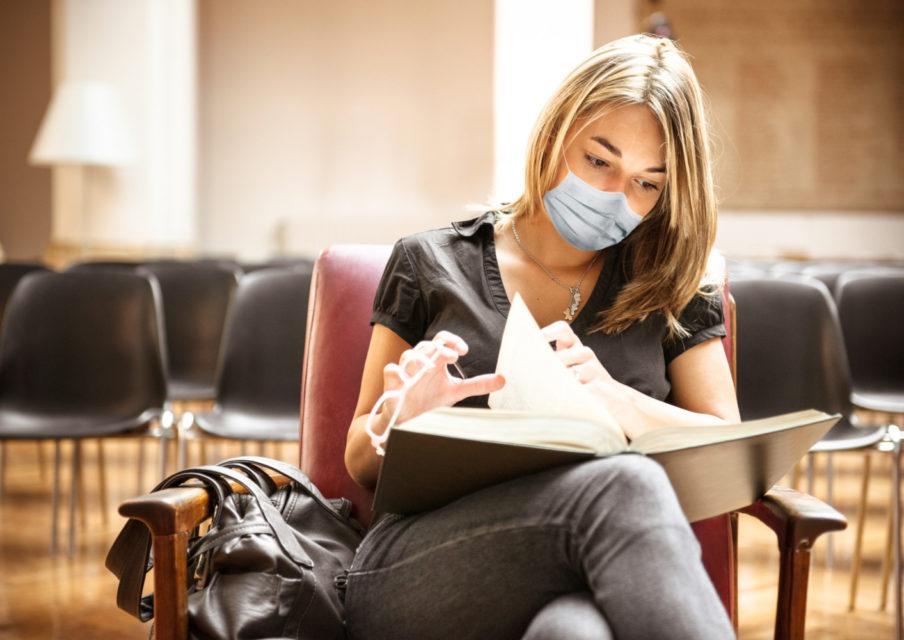 Masque obligatoire, distanciation : le point sur le protocole de rentrée pour l'enseignement supérieur