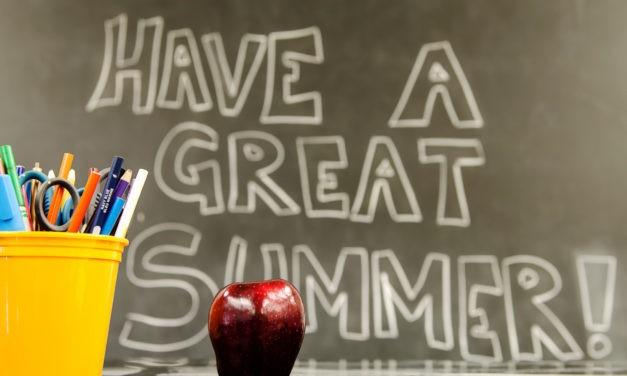 La #viedeprof pendant les vacances d'été 2020
