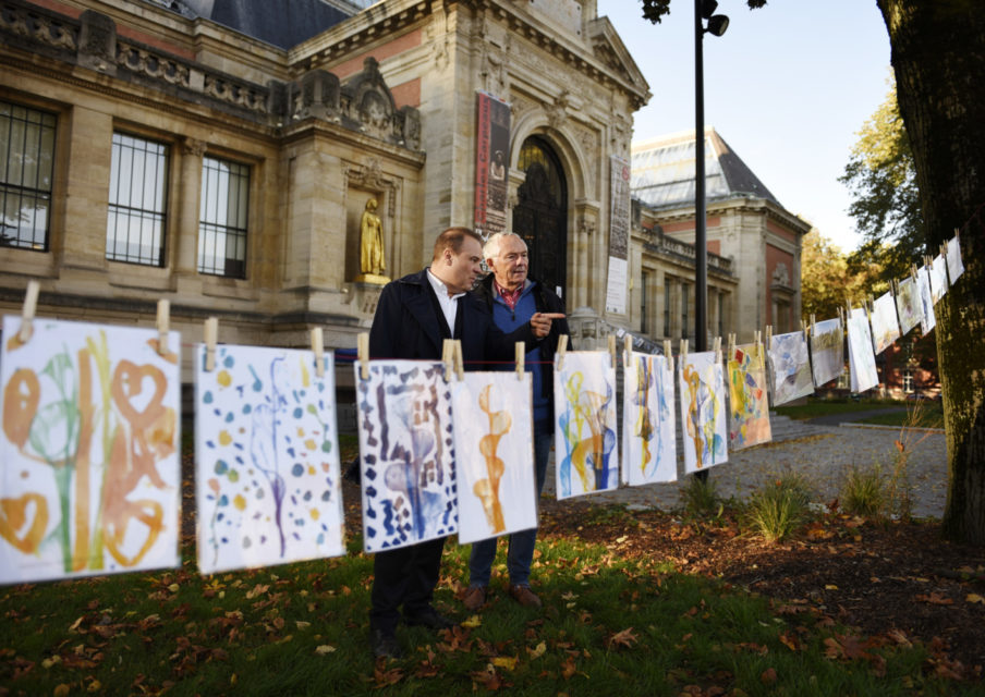 La Grande Lessive : l'installation éphémère revient le 15 octobre