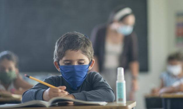 Les contaminations à l'école continuent d'augmenter