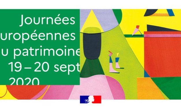 Journées Européennes du Patrimoine : l'édition 2020 sous le signe de l'éducation