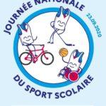 La journée nationale du sport scolaire, c'est demain !