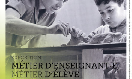 «Métier d'enseignant(e), métier d'élève» : la prochaine exposition du MUNAÉ ouvre samedi