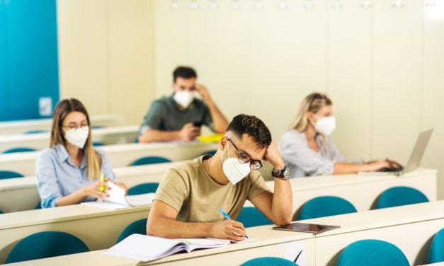 La jauge à 50% s'organise difficilement dans les universités