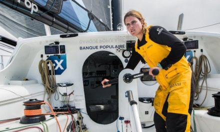 Vendée Globe 2020 : « Ce sera mon premier tour du monde en solitaire »