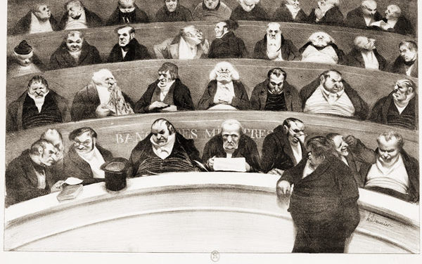 La BnF propose une «histoire de la caricature» en images