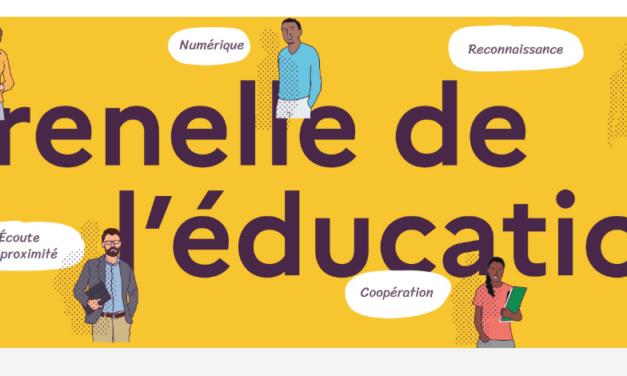 Grenelle de l'Éducation : le ministère lance une plateforme de concertation en ligne