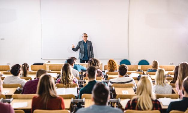 Un changement controversé dans le recrutement des enseignants-chercheurs