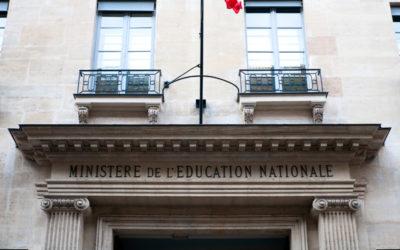 Enseignants et parents d'élèves mécontents envers J-M Blanquer