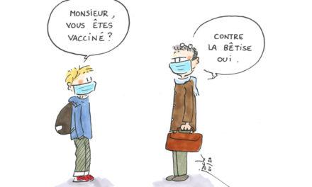 Vaccination des profs, c'est pour quand ?