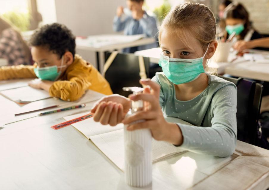3e confinement : les pédiatres s'opposent à la fermeture des écoles