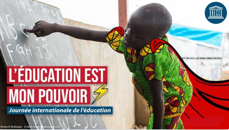 Journée internationale de l'éducation : elle est célébrée le 25 janvier !