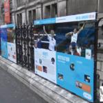 Une exposition pédagogique sur l'histoire des Jeux Olympiques et Paralympiques qui s'inscrit dans le volet Héritage de Paris 2024