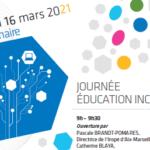 Une journée pour l'éducation inclusive le 16 mars